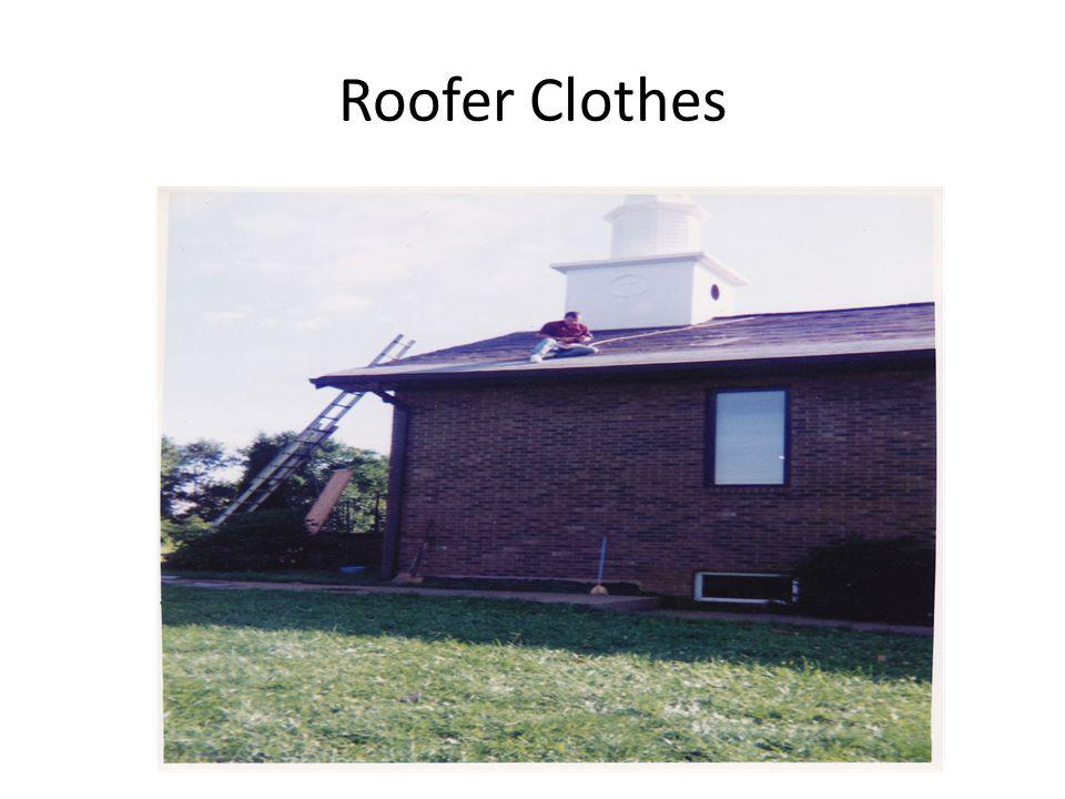 Roofer Clothes