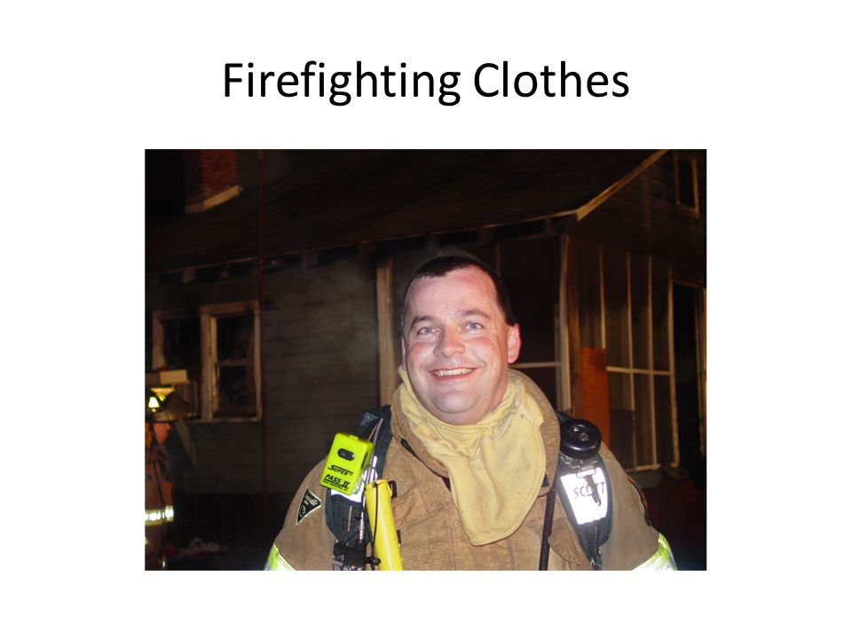 Firefighting Clothes