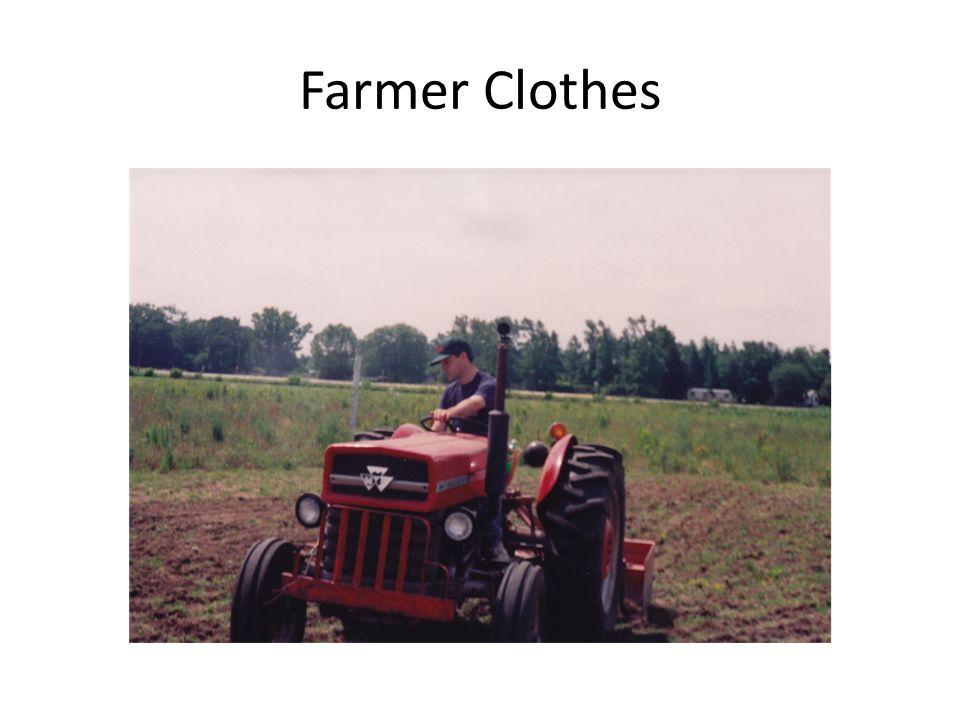 Farmer Clothes