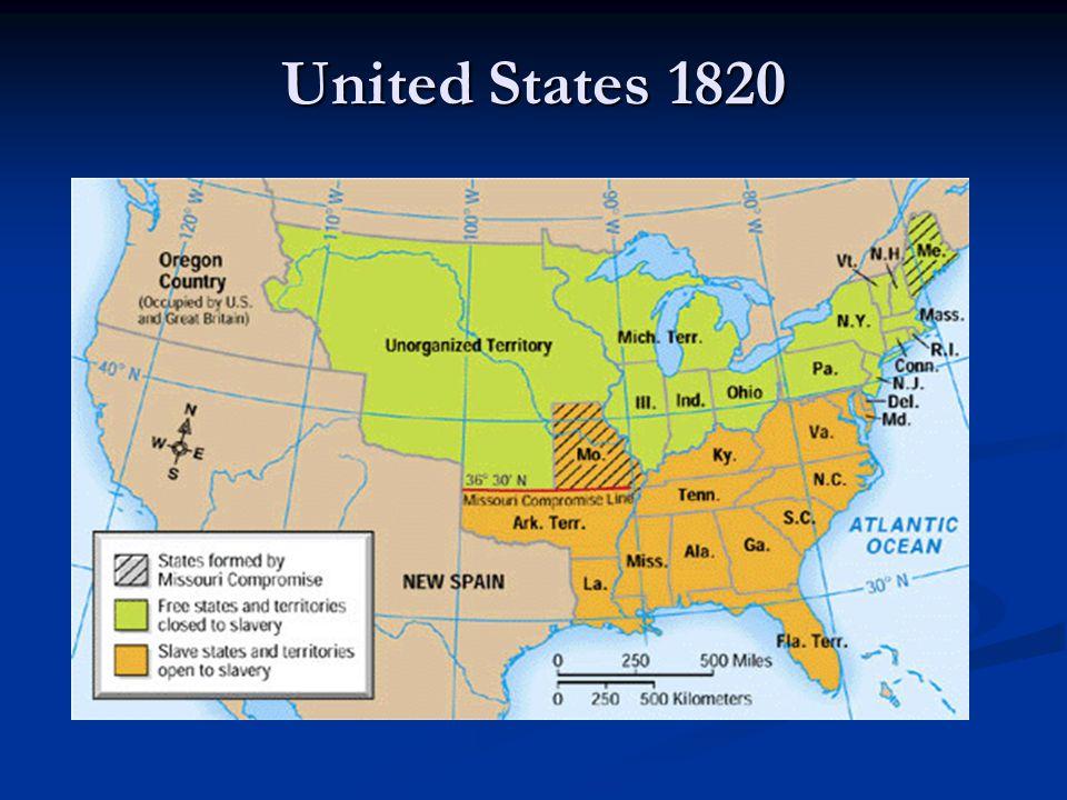 United States 1820