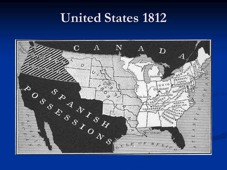 United States 1812