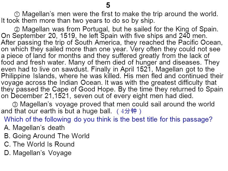 details Paragraph ideas Passage idea