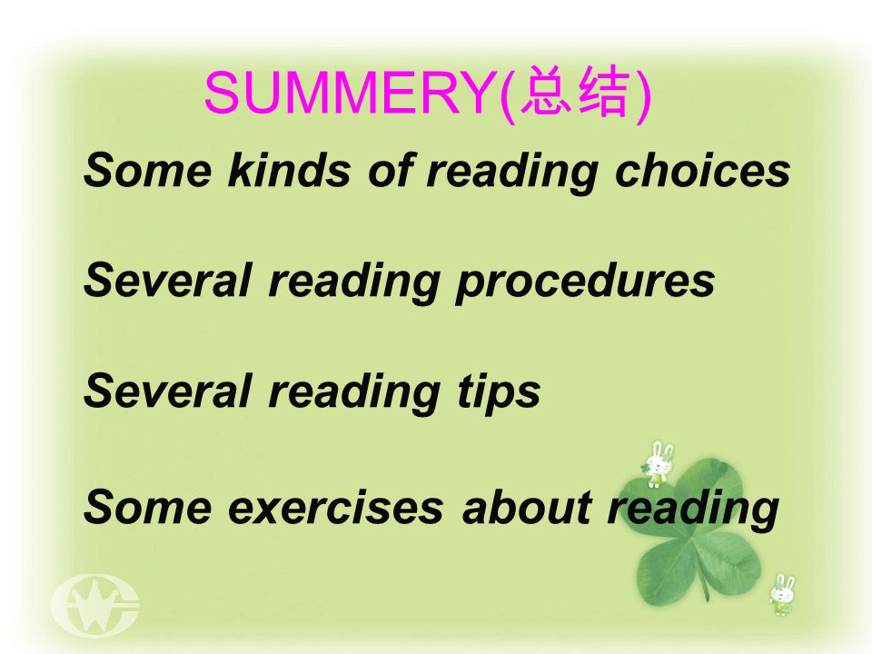 Practice  The reading passages on the Student Time (双语报第 44 期高二阅读理解五 天集训营)