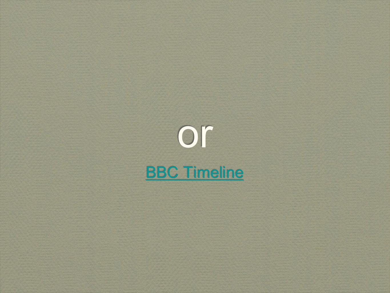 or BBC Timeline