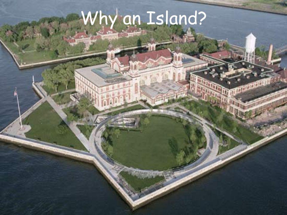 Why an Island