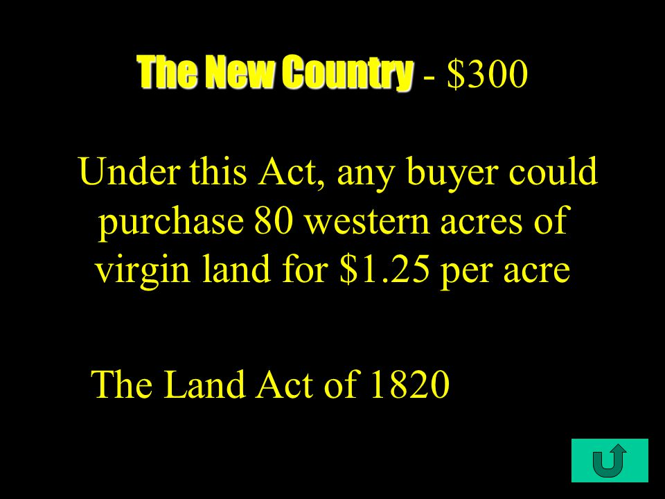 C2-$200 The New Country The New Country - $200 Thomas Jefferson favored a political system in which the states retained the majority of political power.