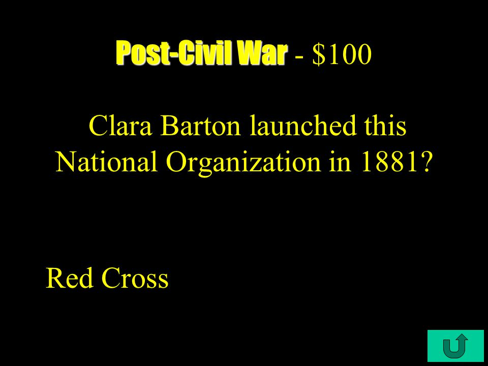 C4-$500 Civil War Civil War - $500 Where was Lee cornered- It ended the war.