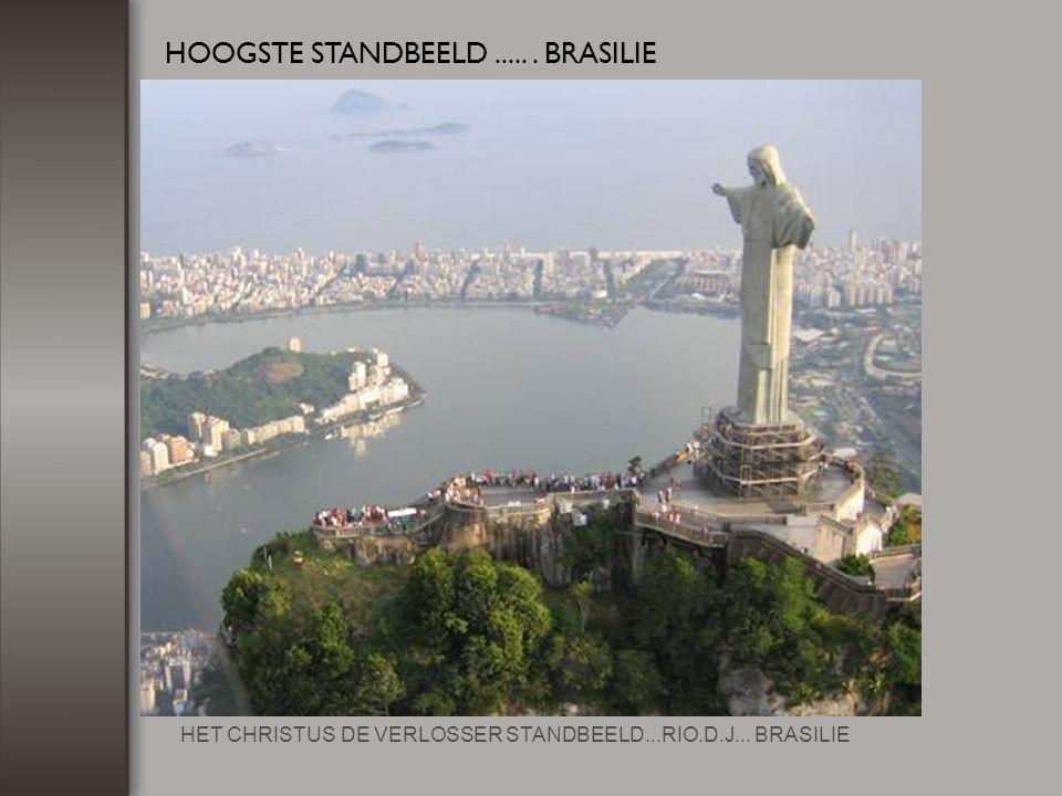 GROOTSTE STADION in de wereld....BRASILIE