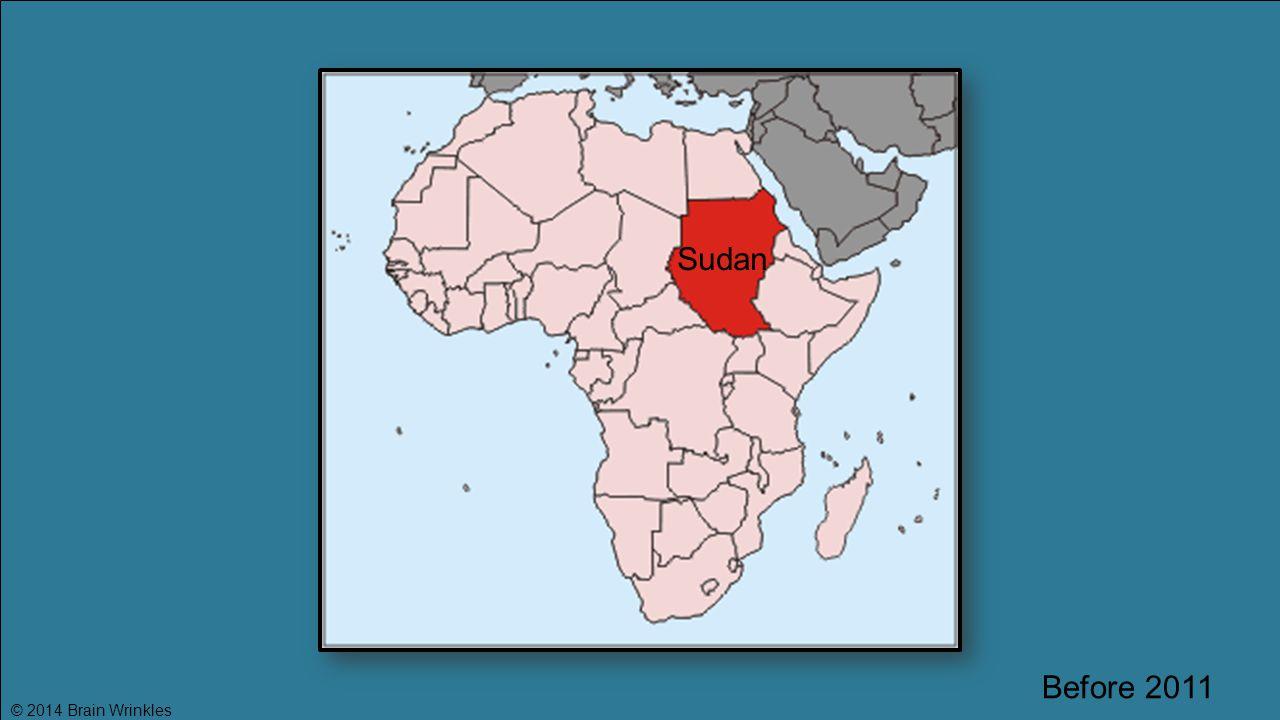 Sudan Before 2011