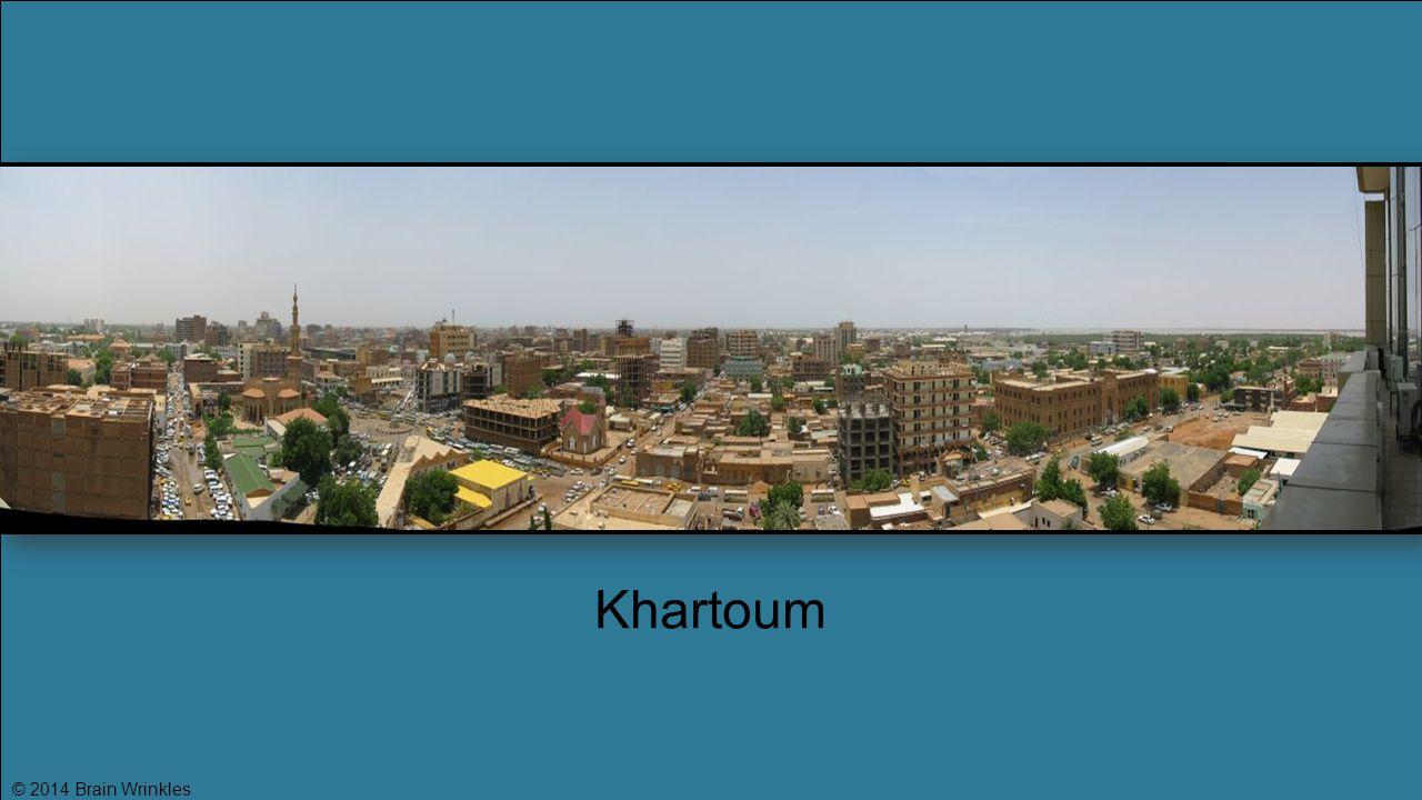 © 2014 Brain Wrinkles Khartoum