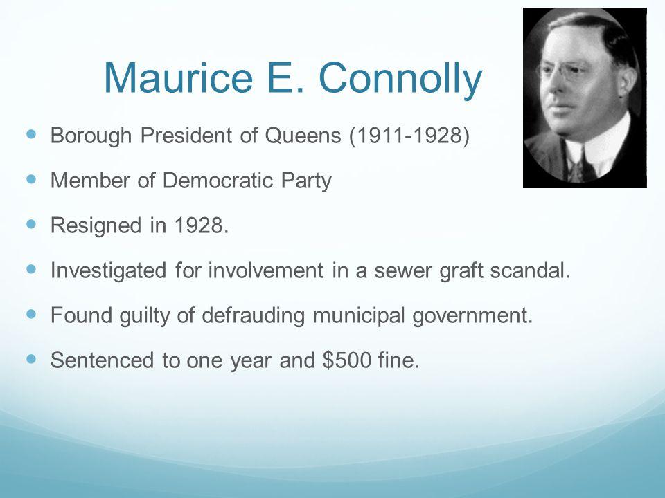 Maurice E.
