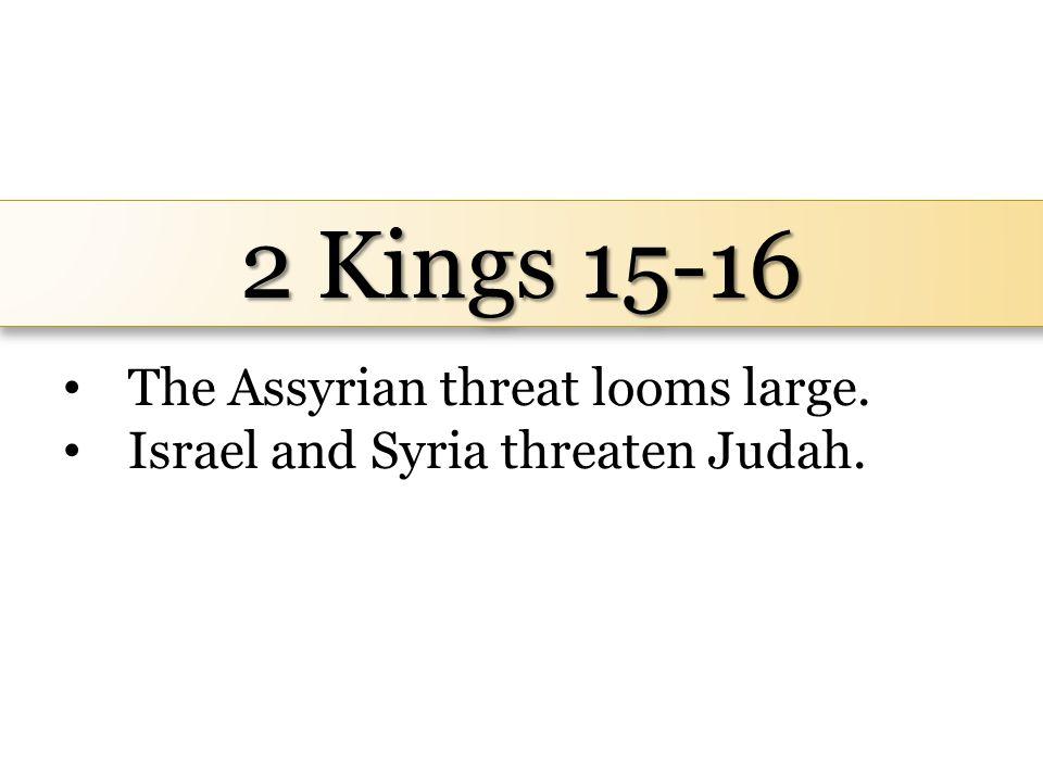 940 BC 920 BC 9o0 BC 880 BC 860 BC 840 BC 820 BC 800 BC 780 BC 760 BC 740 BC 720 BC 700 BC J UDAH : S OUTHERN K INGDOM I SRAEL : N ORTHERN K INGDOM Jeroboam   M AIN K INGS Baasha  Omri    Ahab    Joram  Jehu Jehoahaz  Joash  Jeroboam II  Menahem Pekahiah Hoshea  Pekah  Assyrian Captivity M AIN P ROPHETS Ahijah Jehu Elijah Jonah Micaiah Amos Hosea Obed Rehoboam  M AIN K INGS Asa Asa Jehoshapat Jehoshapat Jehoram  Joash -- Uzziah Uzziah Ahaz  M AIN P ROPHETS Shemiah Azariah Elijah Hanani Isaiah Micah Hezekiah Hezekiah Jehu Eliezer Joel Elisha Amaziah Amaziah Jotham Jotham