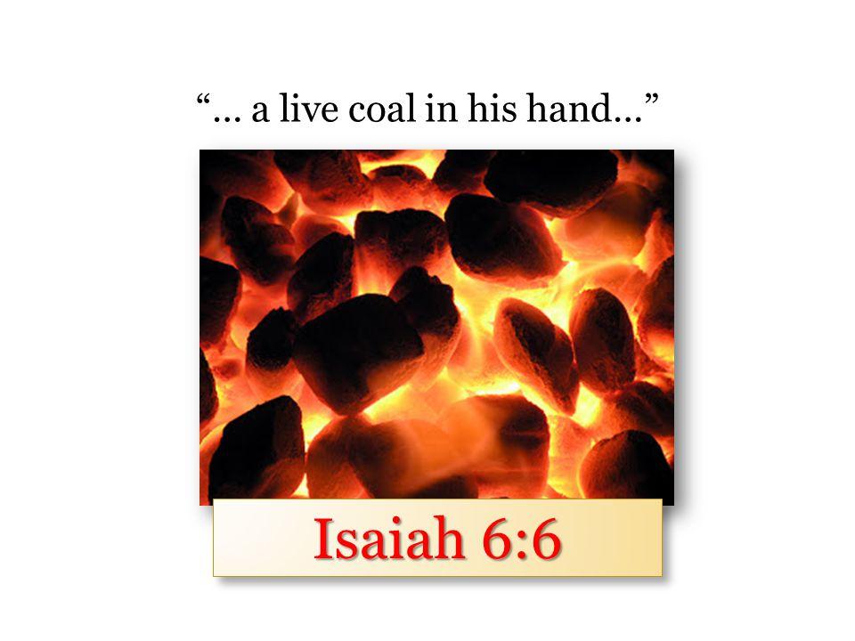 Text Isaiah 6:4-5