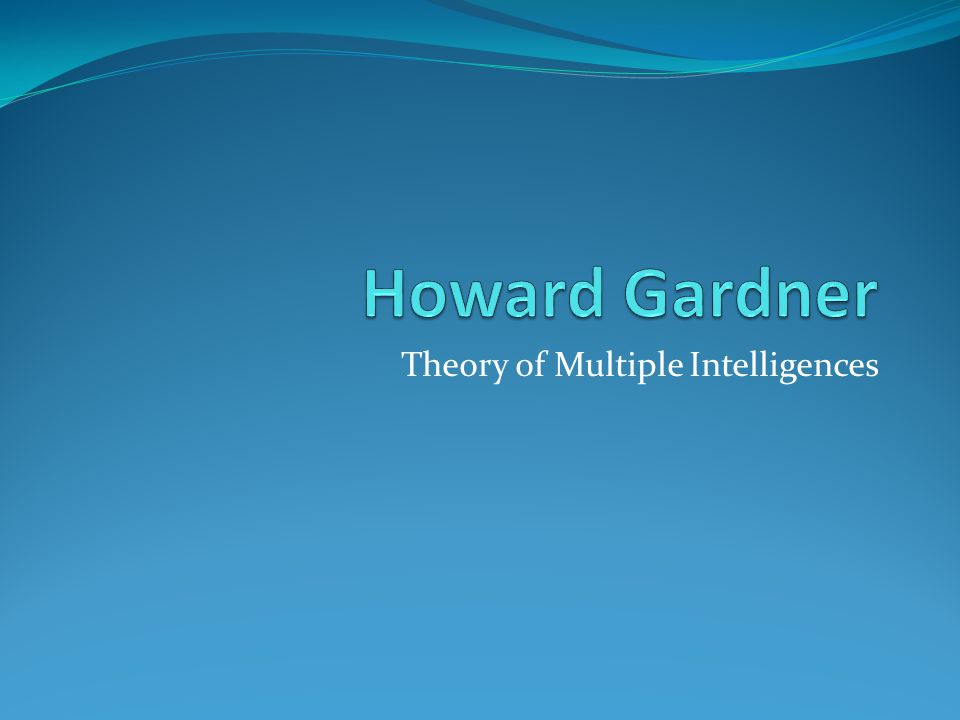 Question 2 Who was the father of the first IQ test A.