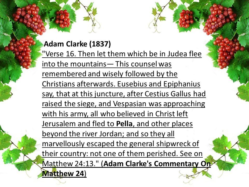 Adam Clarke (1837) Verse 16.