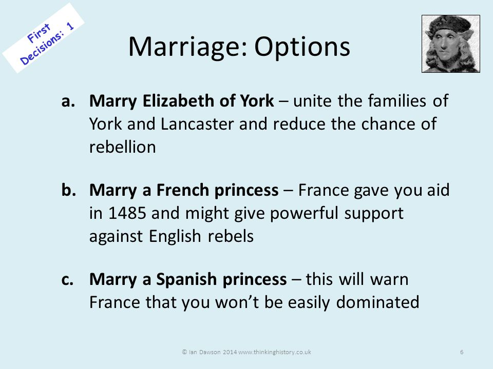 Rebellion, 1487: Outcomes Good plan.