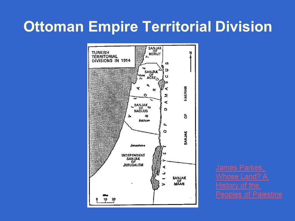 Historical Palestine