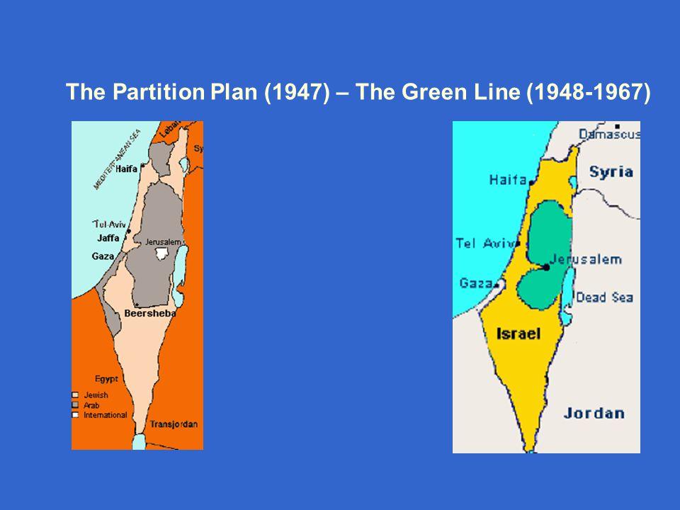 Arab Countries versus Israel