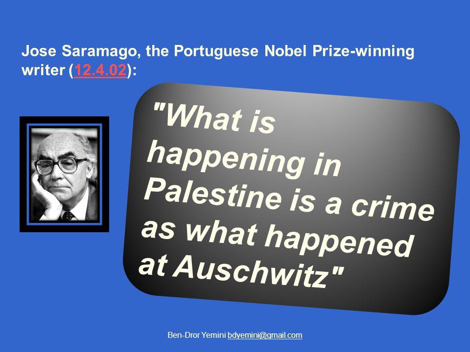 The Apartheid Lie