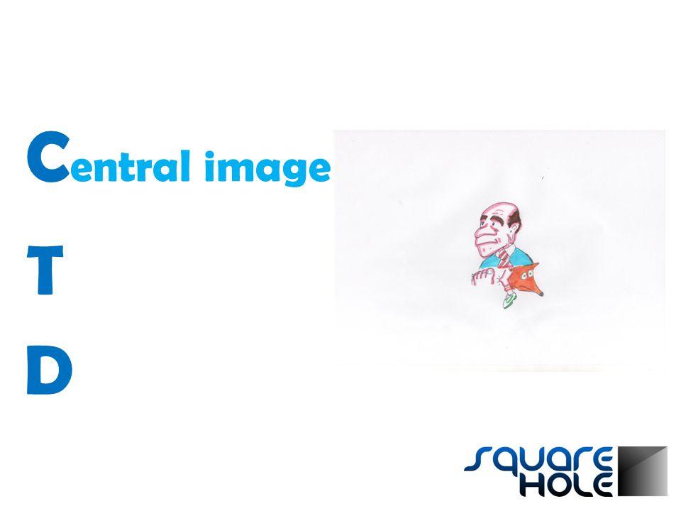 T D C entral image