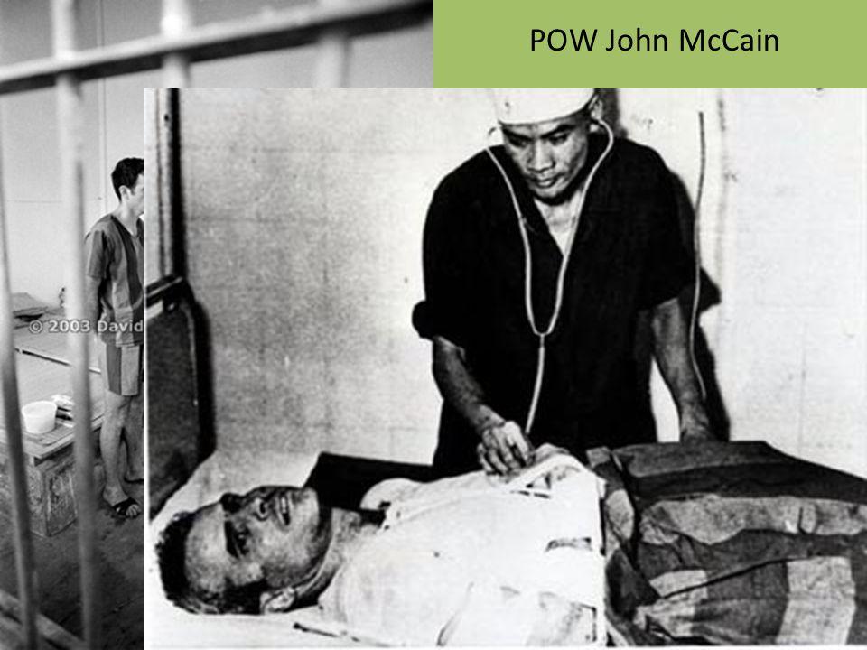POW John McCain