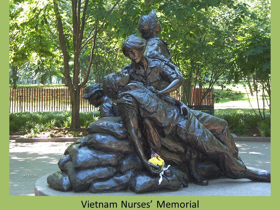 Vietnam Nurses' Memorial
