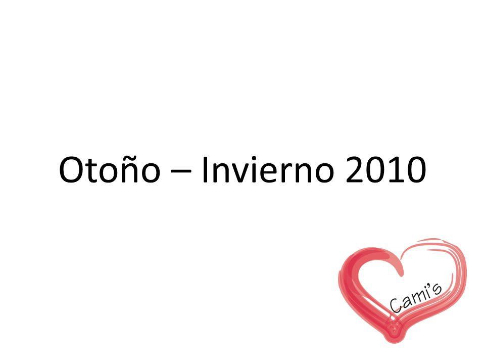Otoño – Invierno 2010