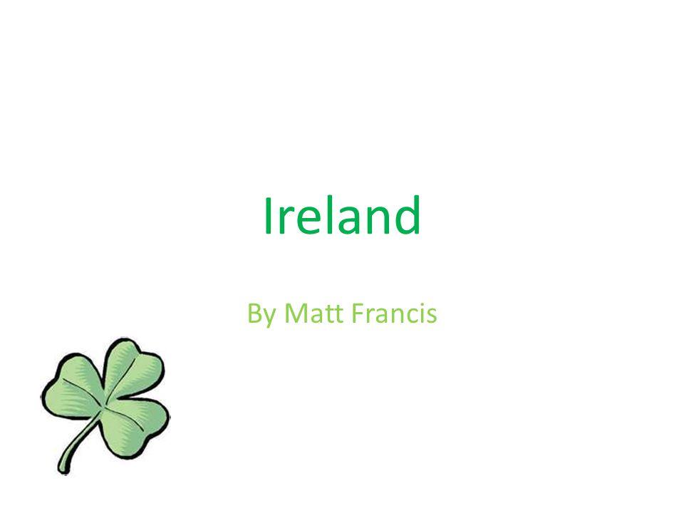 Ireland By Matt Francis