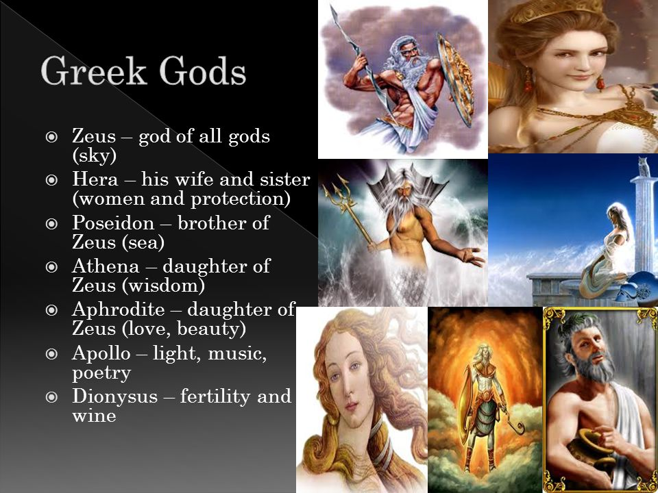  Not focused on morality  Not focused on the afterlife  Hades – god of the underworld  Believed their gods had human qualities  Lived on Mount Olympus  Developed myths (stories about deeds of the gods)