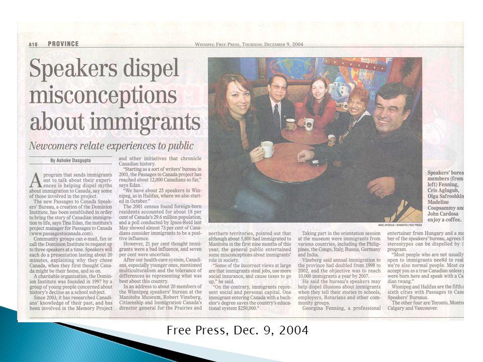 Free Press, Dec. 9, 2004