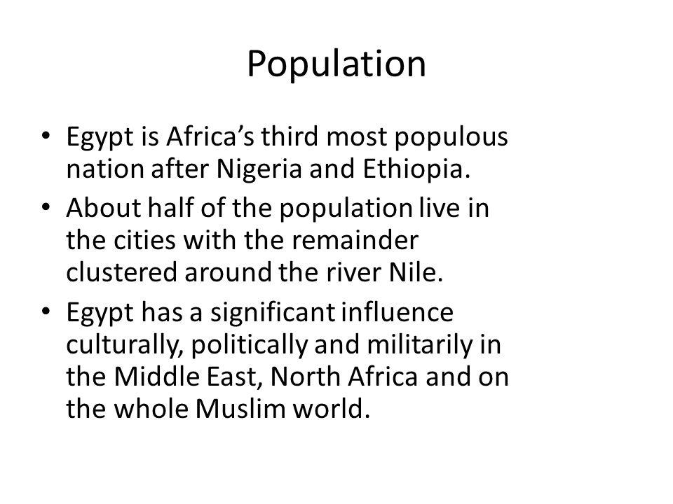 90% Islamic – mainly Sunni 9% Coptic Christian 1% Christian