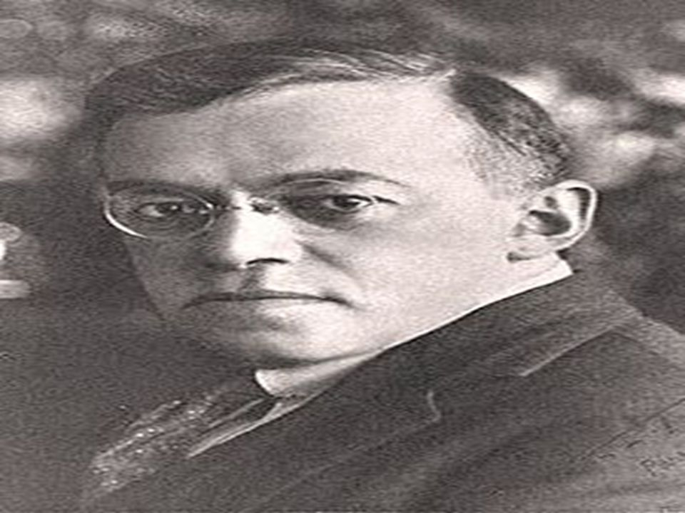 Jewish Nationalism ► Ze've (Vladimir) Jabotinsky admired Italian culture and had ambiguous approach to Fascism ► He quit mainstream Zionist movement in 1923 due to differences of opinion between him and its chairman, Chaim Weizman, and established the new Revisionist Party ► His new party demanded that the mainstream Zionist movement recognize as its stated objective the establishment of a Jewish state on both banks of the Jordan River.