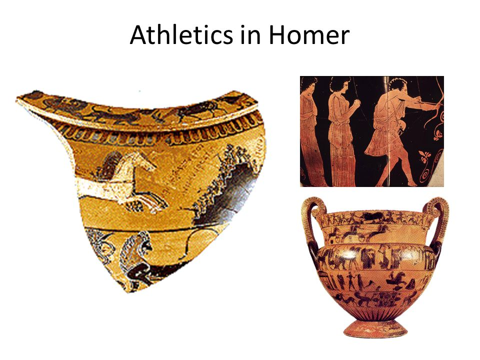 Death of Hector (Iliad XX.159-166) Thereby they ran, one fleeing, and one pursuing.