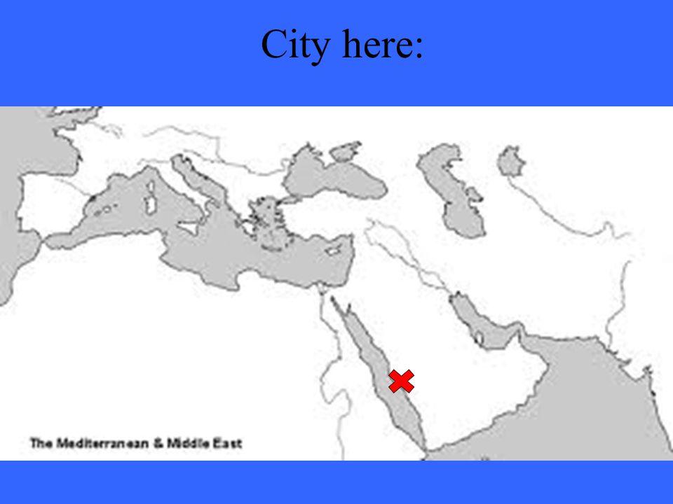 City here: