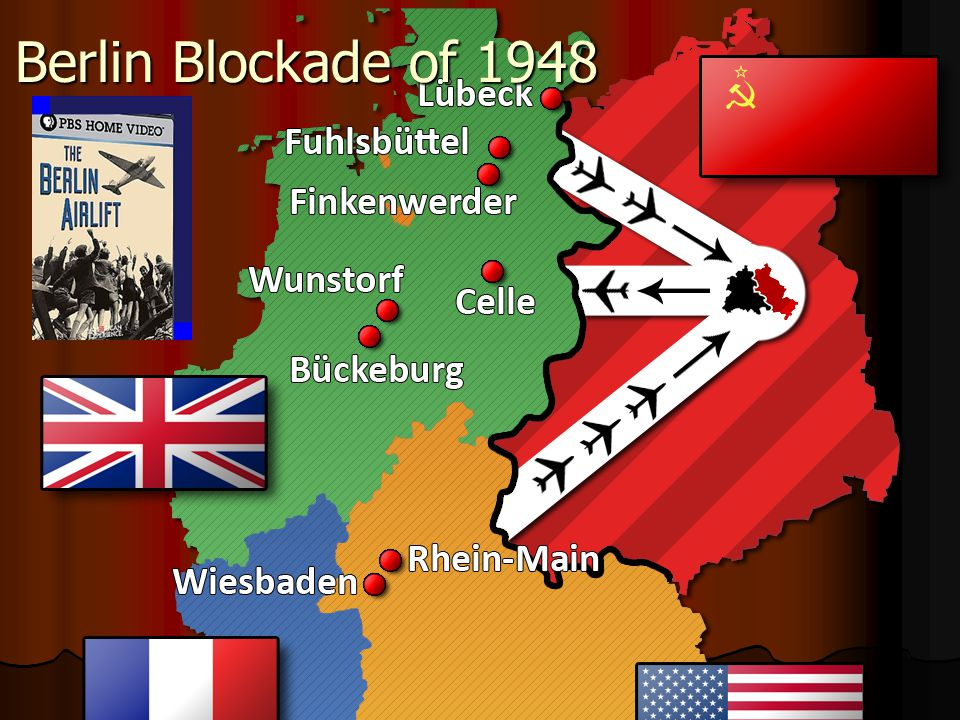 Berlin Blockade of 1948
