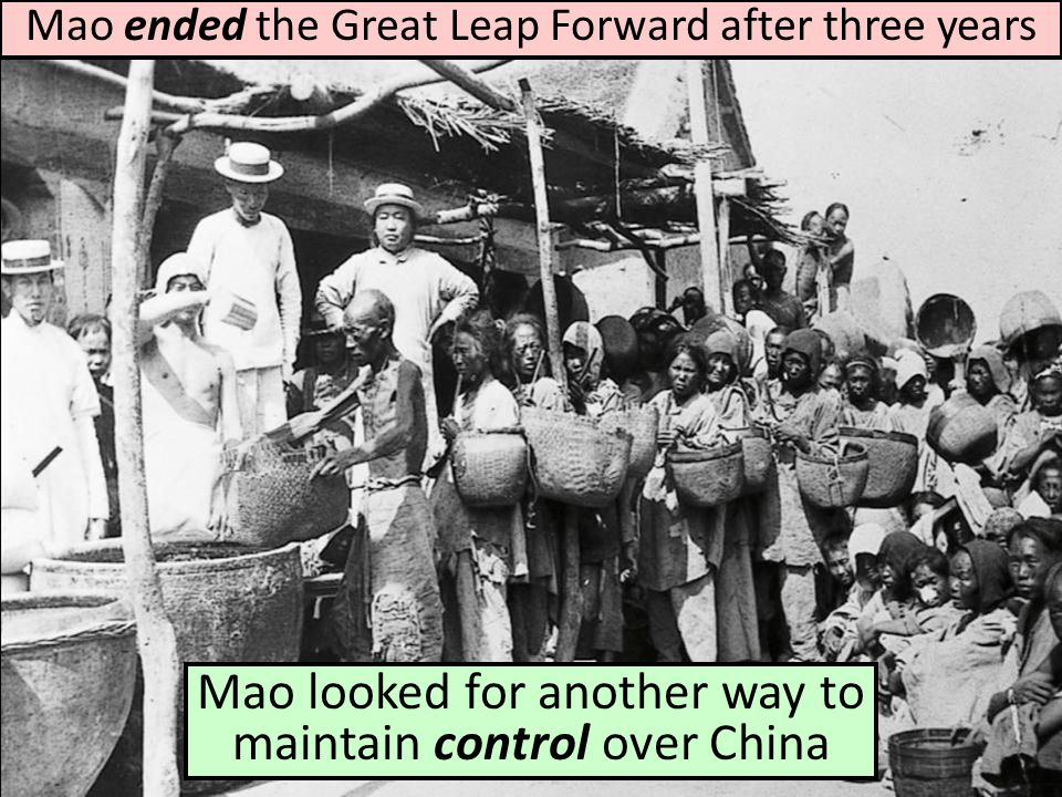 Mao's indifference to his people's suffering and the famine caused the deaths of as many as 45 million Chinese people