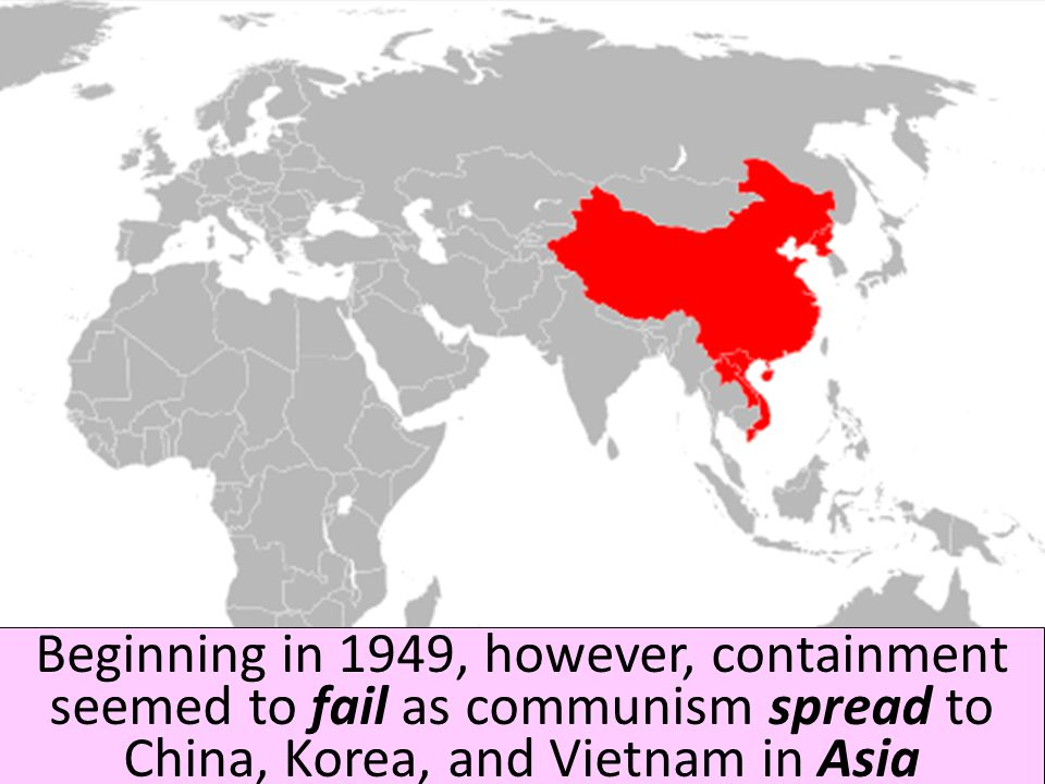 Mao looked for another way to maintain control over China Mao ended the Great Leap Forward after three years