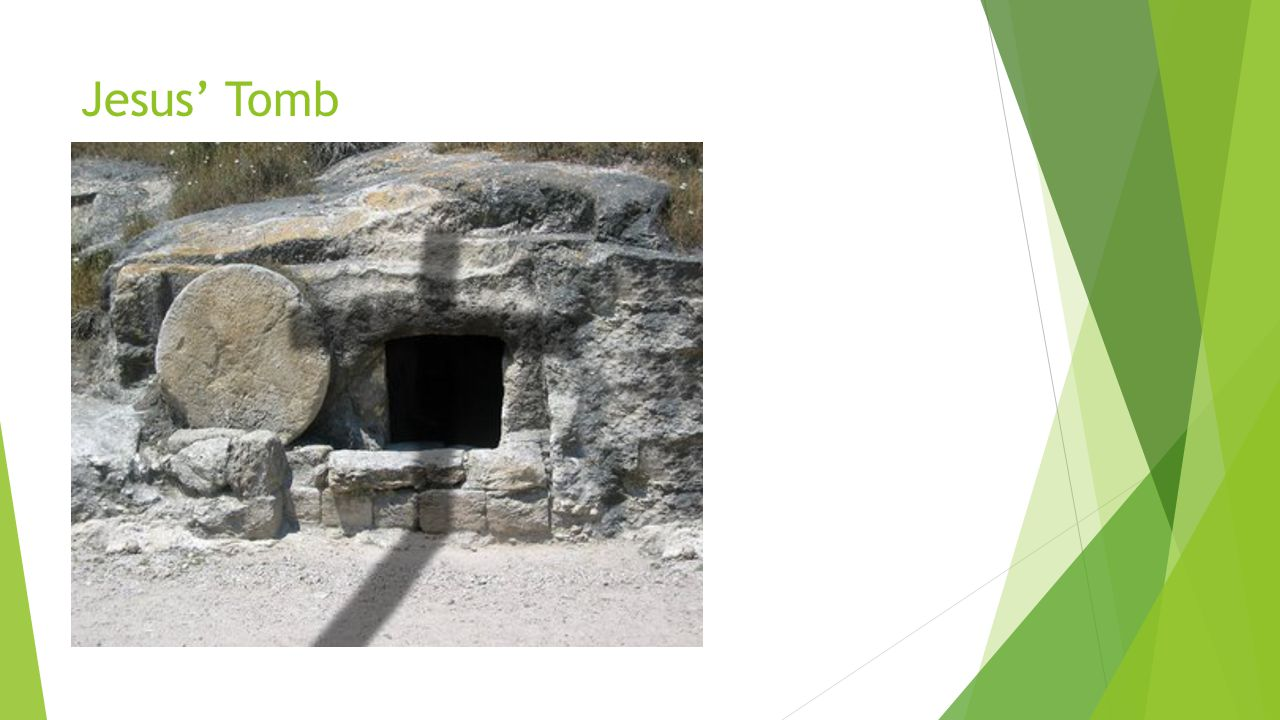  Jesus is buried in the tomb of Joseph of Arimathea  Mark 15:43  Joseph of Arimathea came, a prominent member of the Council, who himself was waiting for the kingdom of God; and he gathered up courage and went in before Pilate, and asked for the body of Jesus.