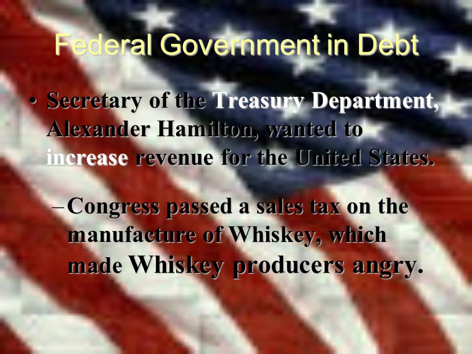 Cause of Anger Whiskey was the Appalachian region's source of cash.Whiskey was the Appalachian region's source of cash.