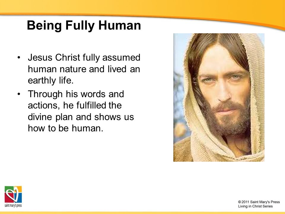 Being Fully Human Being fully human is to be aware of our identity as being made in God's image.