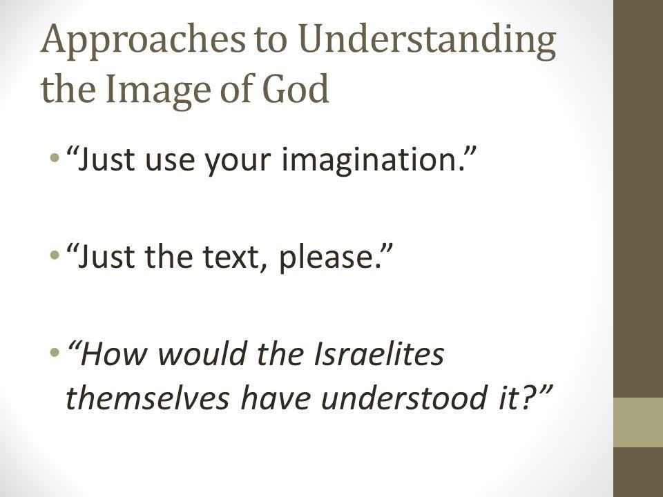 The Image of God: Summary