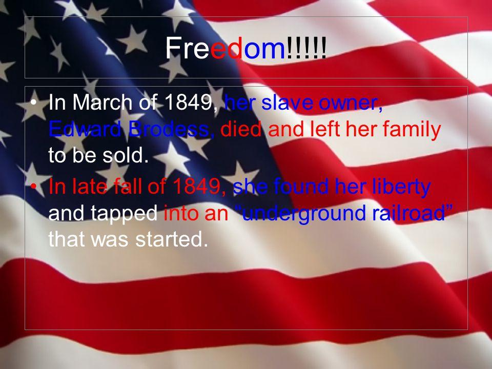 Freedom!!!!.
