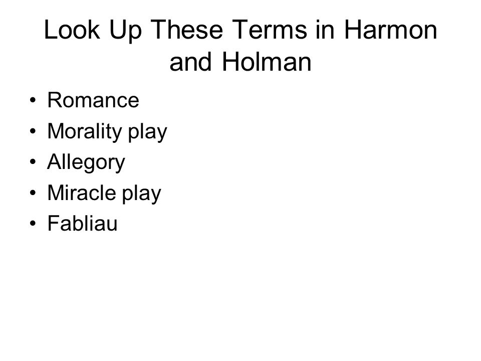 Look up on your own in Harmon and Holman Chivalry: Knighthood was glamorized and idealized; knights were supposed to embody a variety of virtues like courage, piety, and generosity.