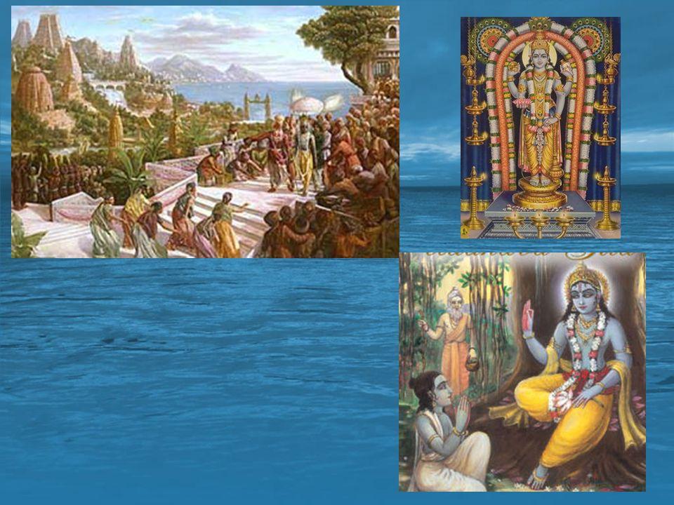 8 Dwaraka was swallowed by Sea
