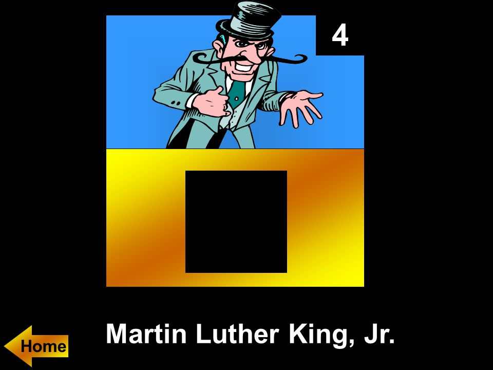 4 Martin Luther King, Jr.