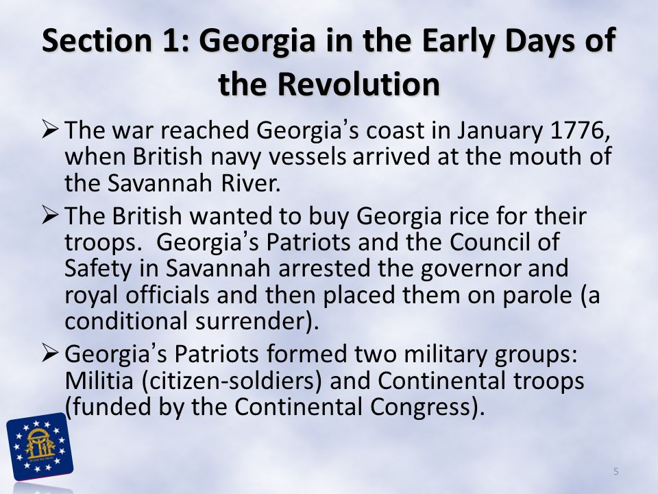 Time Line 1775-1782 6