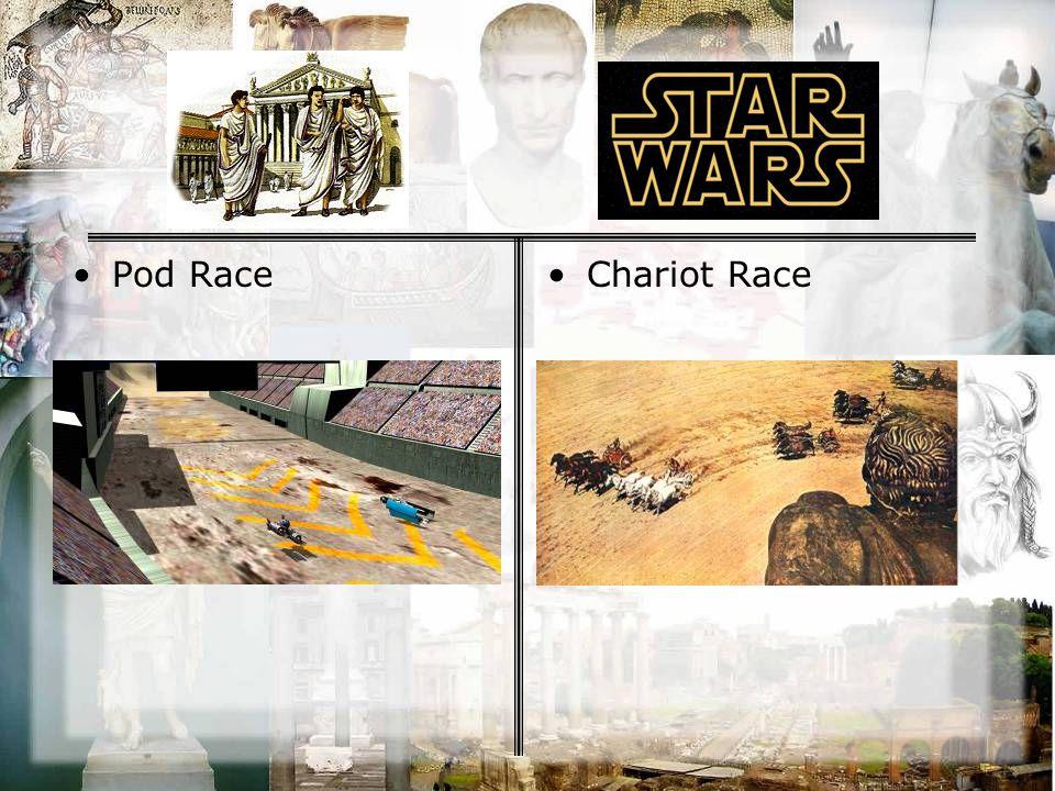 Pod RaceChariot Race