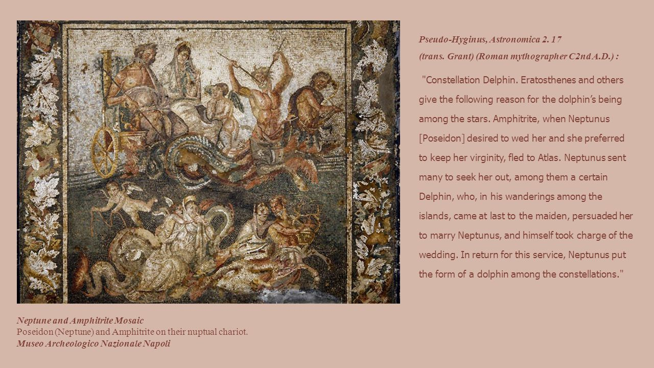 Pseudo-Hyginus, Astronomica 2. 17 (trans. Grant) (Roman mythographer C2nd A.D.) :