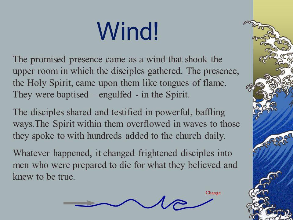 Wind.