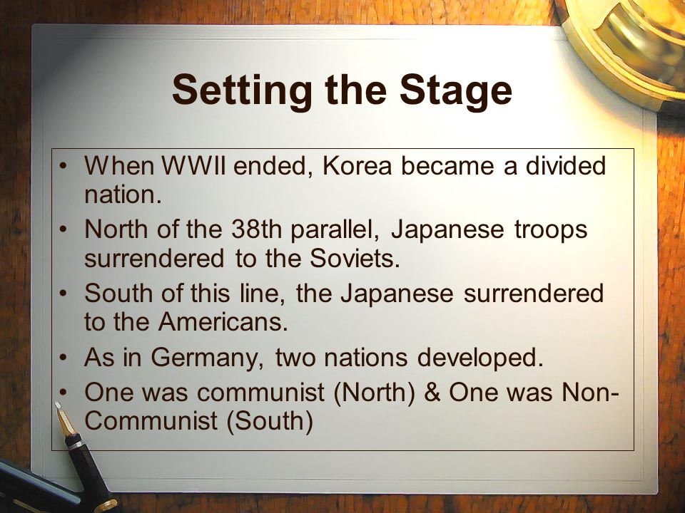 War In Korea By 1949 both superpowers had withdrawn most of their troops from Korea.